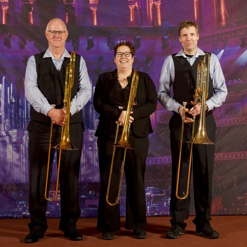 trombones