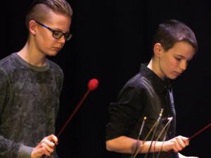 Jelmer Mollema - Elvin Fennema - solistekonkoers 7-4-18